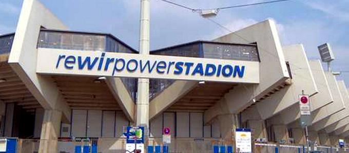 VFL Bochum Rewirpowerstadion Stadionführung