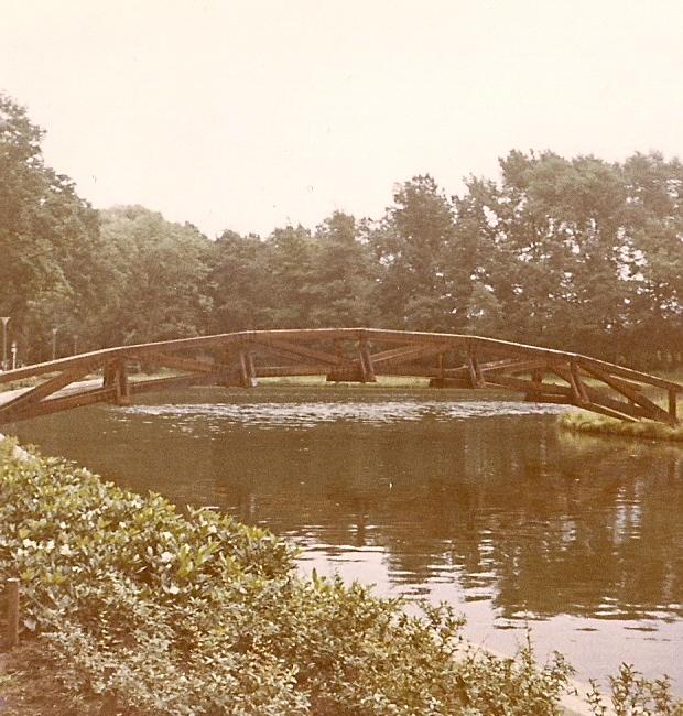 Bau Brücke Loemühle 3