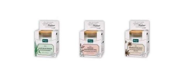 Kneipp® Duftwelten Duftkerzen
