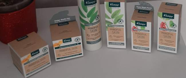 Kneipp® Mindful Skin Gesichtspflege