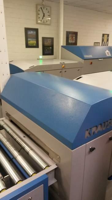 Medienhaus Bauer Drucker für Druckplatten