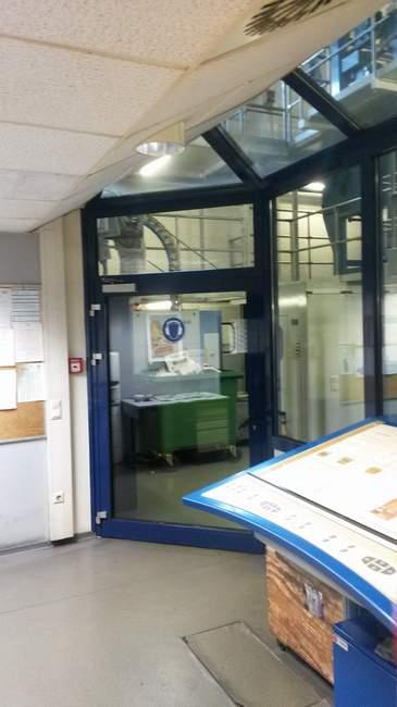 Medienhaus Bauer Kontrollraum