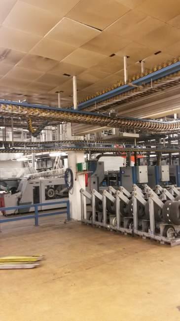Medienhaus Bauer Schiennensystem