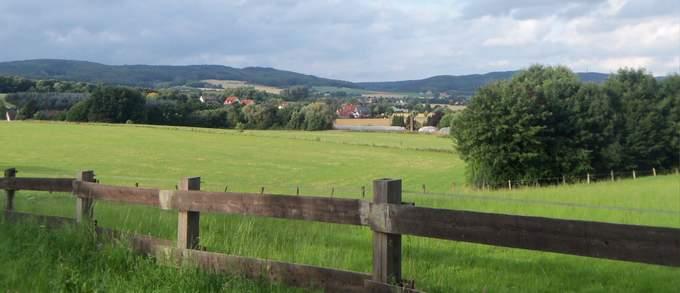Bad Rothenfelde und das Haus Deutsch Krone