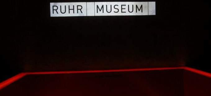 Ruhr Museum auf Zeche Zollverein in Essen