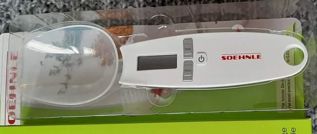 Soehnle digitale Küchenwaage Cooking Star