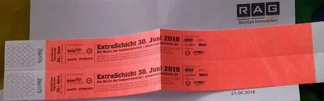 Extraschicht – Nacht der Industriekultur am 30. Juni 2018