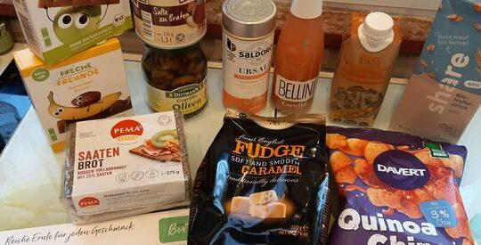 Brandnooz Genuss Box August 2020 – reiche Ernte für jeden Geschmack
