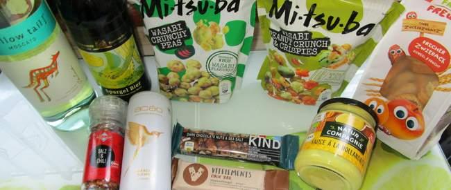 Brandnooz Genussbox Mai 2020 – Köstlichkeiten für den Wonnemonat Mai